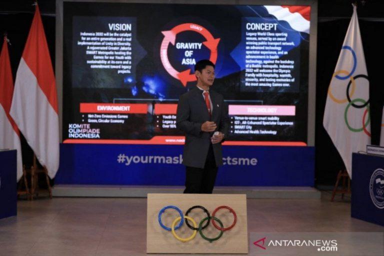 Indonesia dalam peta pencalonan tuan rumah Olimpiade 2032 ...