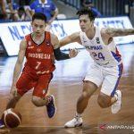Indonesia kalah 51-76 dari Filipina di kualifikasi FIBA Asia Cup 2021 –