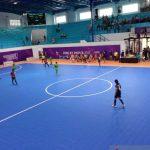 Tim Futsal Papua kantongi kemenangan atas Sumut –